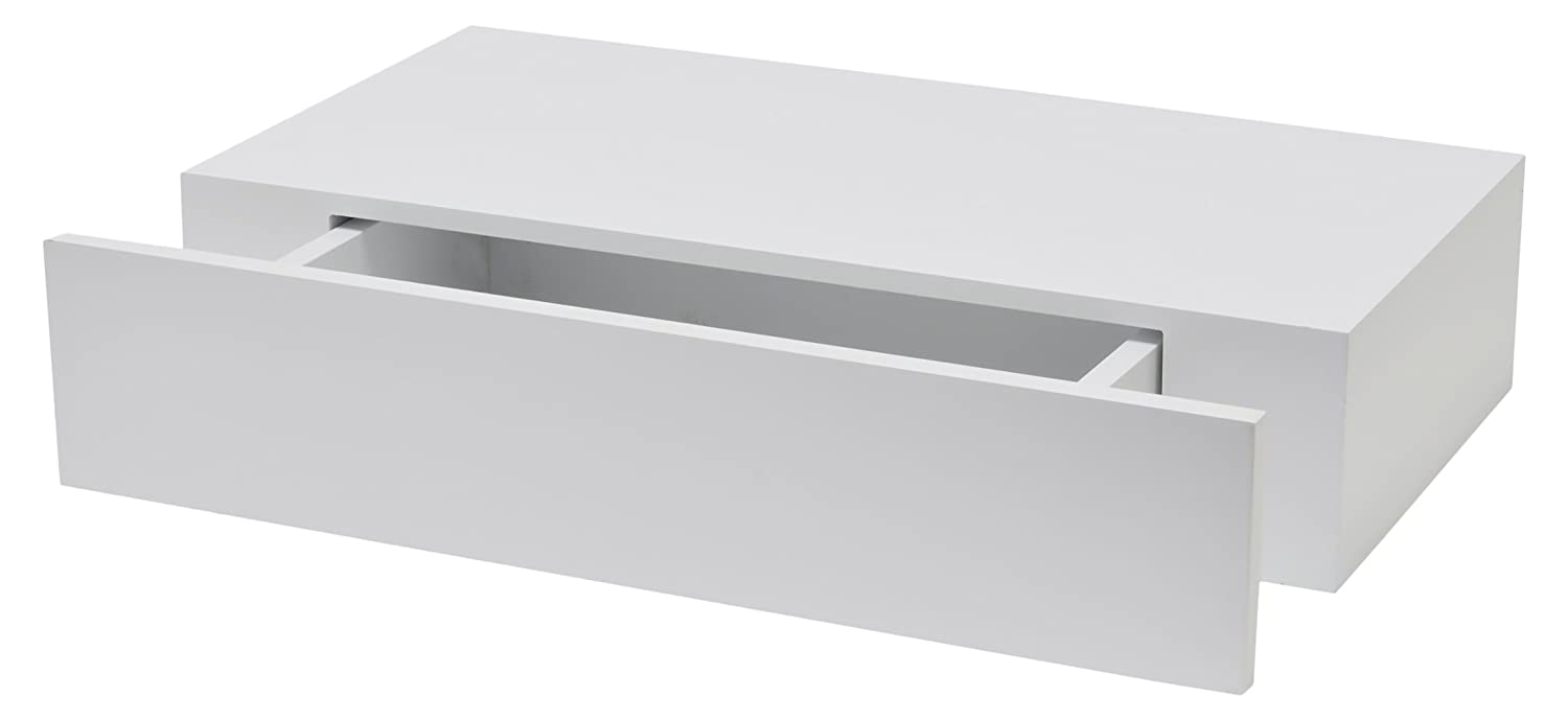 DURAline XL10  Rack with Drawer 100  mm 48  x 25  cm Lacquered White 1113283