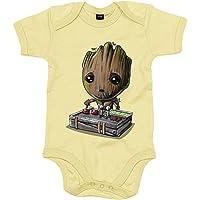 Body bebé Chibi Kawaii Baby Groot parodia