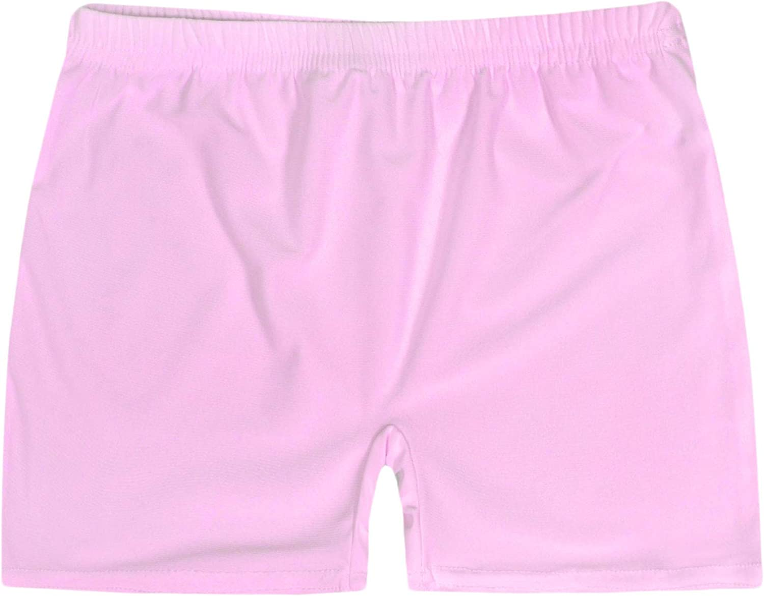 JollyRascals Girls Shorts Neon Hot Pants Stretchy School Dance Gym Shorts Kids New Summer Party Holiday Bottoms Pants Age 5 6 7 8 9 10 11 12 13 Years