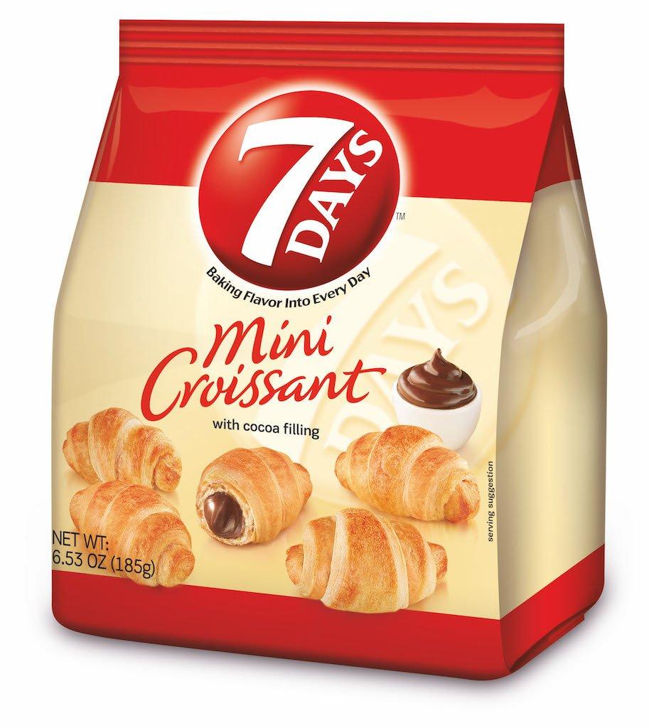 Croissants 7 days: taste and convenience 41