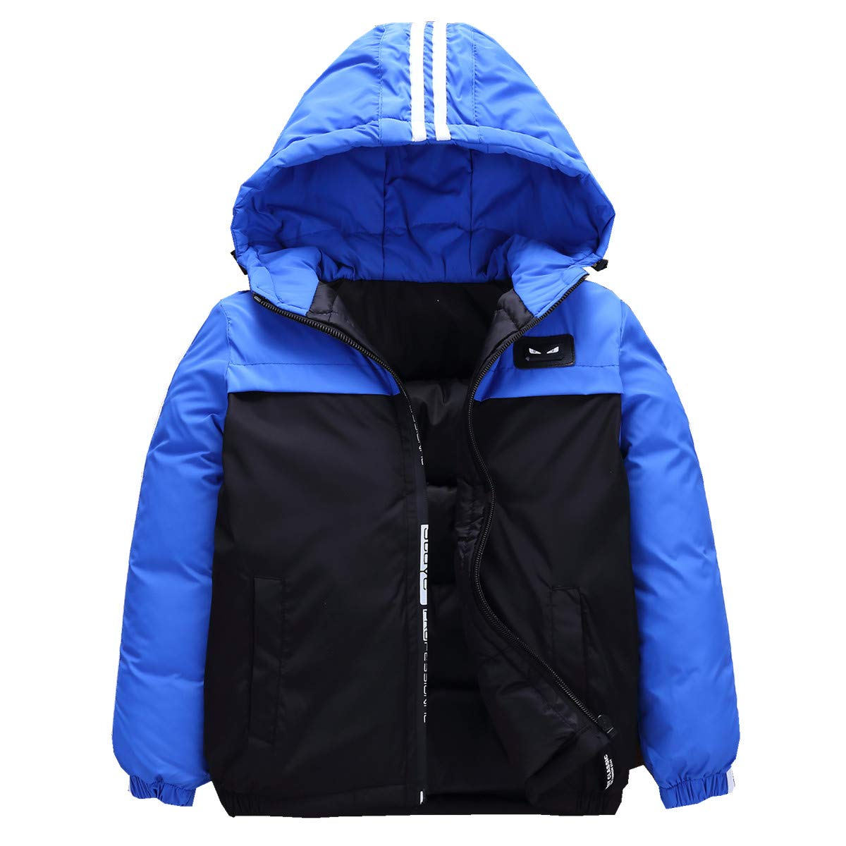 LJYH Boys Girls Down Coat Hooded Down Parka Winter Warm Outwear Coat for Girls