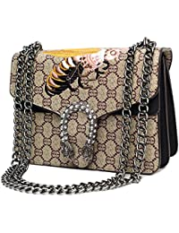 Cross-body Bag for Womens Handbag Single Shoulder Bag...