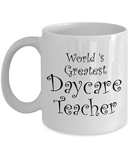 Daycare Teacher Gifts Mug Men Women Coworkers Mugs Are Best Gift For
