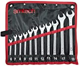 Am-Tech Combination Spanner Set (11 Pieces)