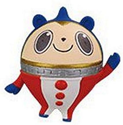 Amazon Com Animewild Persona 4 P4 The Golden Teddie Kuma Side A Mini Pvc Figure Keychain Toys Games Persona 4's 'teddie' plush features detachable head. animewild persona 4 p4 the golden teddie kuma side a mini pvc figure keychain