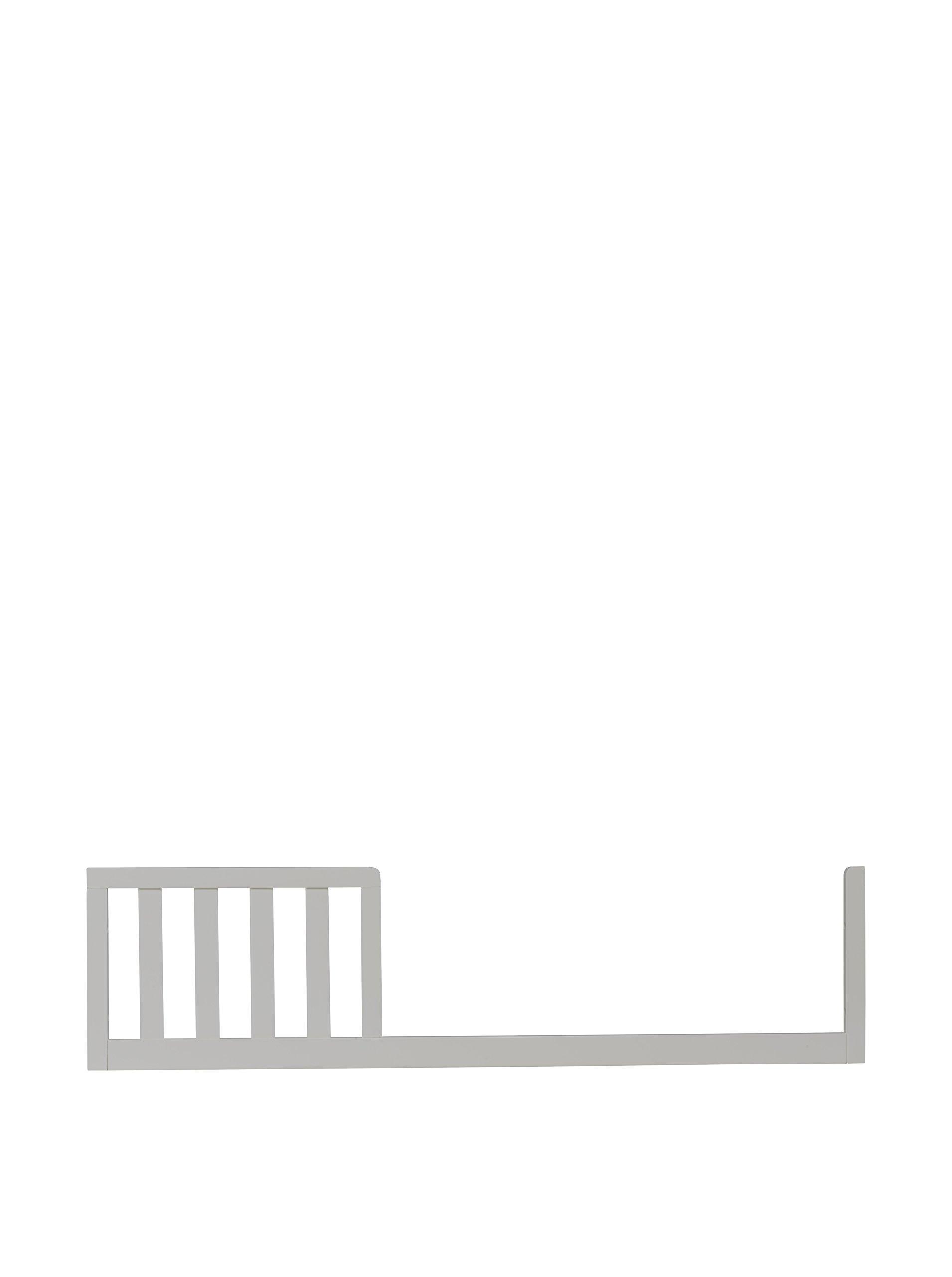 Ti Amo Toddler Guard Rail - Misty Grey by Bivona & Company (Image #1)