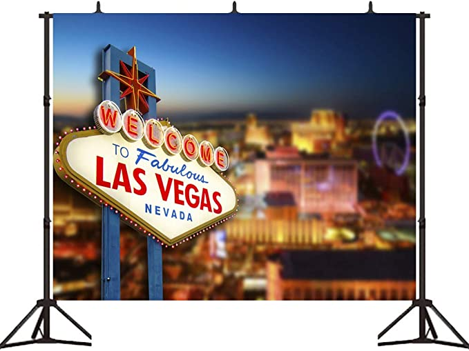 Amazon.com: Las Vegas BT-015 - Fondo para fotografía ...