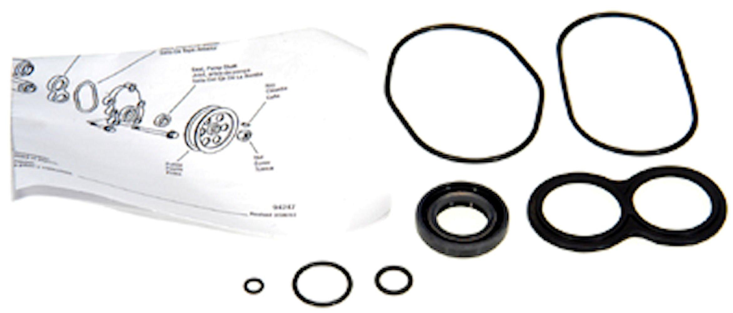 Edelmann 8637 Power Steering Pump Seal Kit