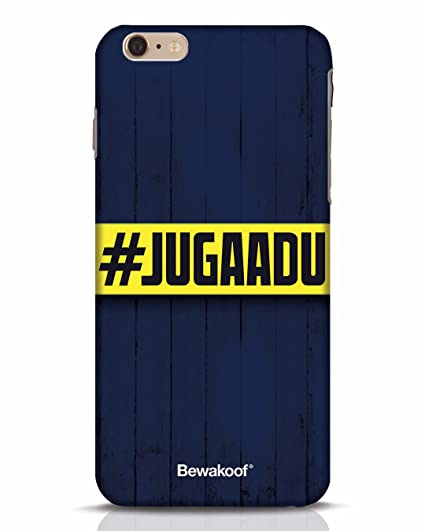 the latest 1a556 6cc8a Bewakoof Jugaadu iPhone 6s Plus Matte Finish: Amazon.in: Electronics