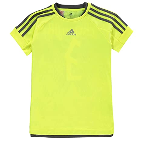 adidas Predator Jersey Boys solar yellow grey five at
