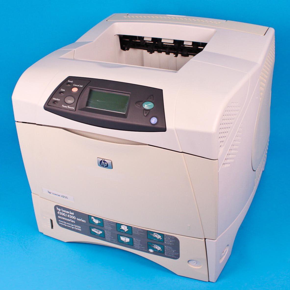 B00008V96D HP Laserjet 4200N Laser Printer 61UmjTfA1qL.SL1185_