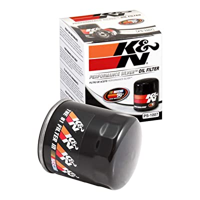 K&N Premium Oil Filter: Designed to Protect your Engine: Fits Select CHEVROLET/GMC/ISUZU/BUICK Vehicle Models (See Product Description for Full List of Compatible Vehicles), PS-1007: Automotive