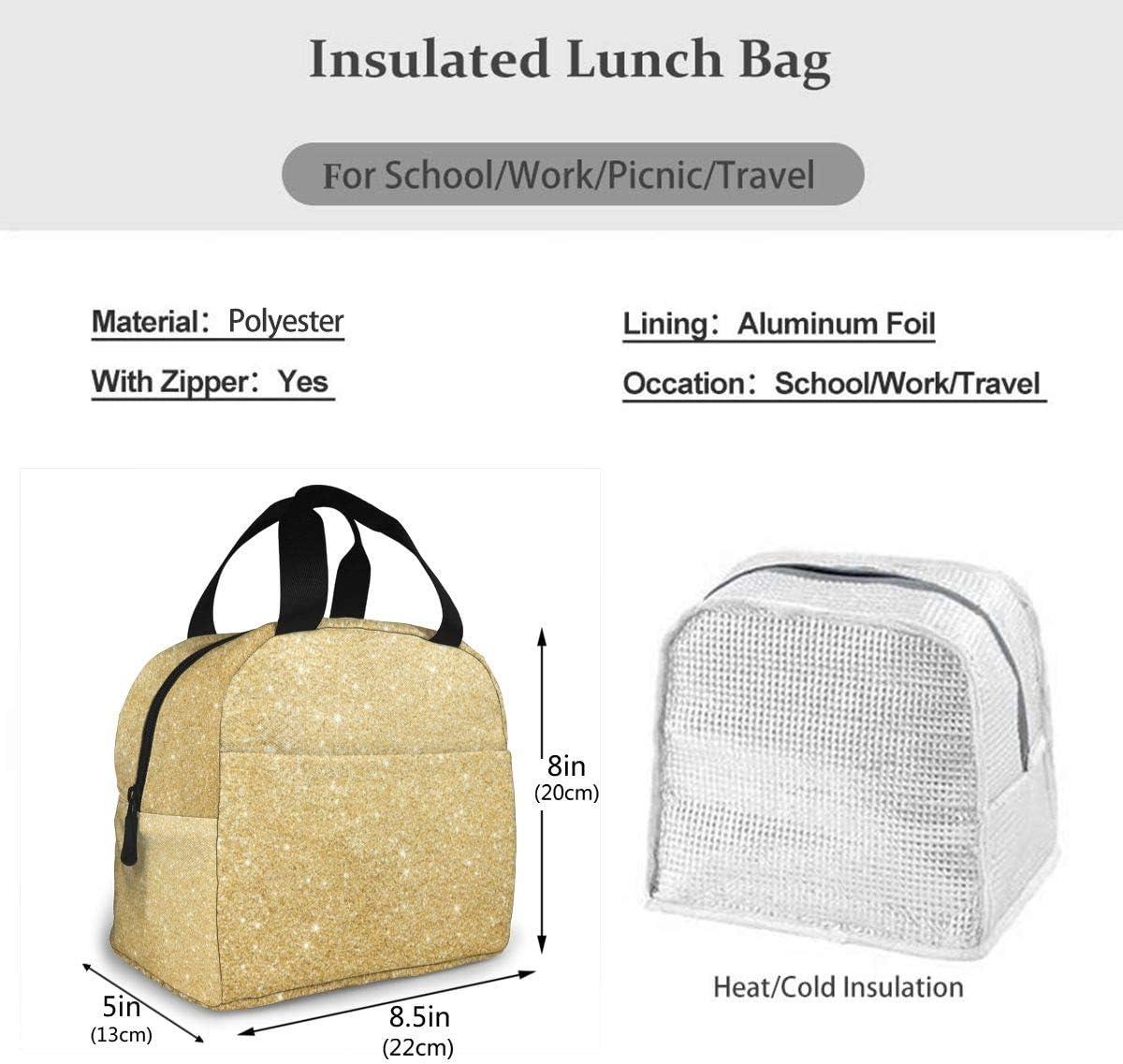 M/änner Kinder Palasyger Lunch Bag Tote Stitch Lost Lunchbox Isolierte Lunchbox Meal Prep Container f/ür Frauen