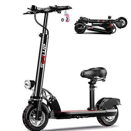 Scooter Eléctrico 400W Smart Rapid-Fold Adult Scooter De ...