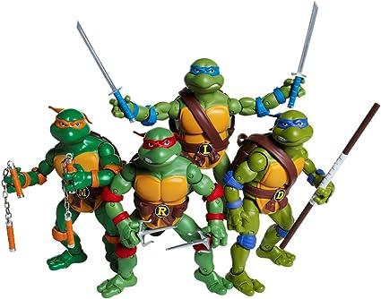 Leonardo by Playmates Teenage Mutant Ninja Turtles Ninja Action Figure