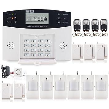 Manyo Seguridad de electrodoméstico, Inteligente Sistema de ...