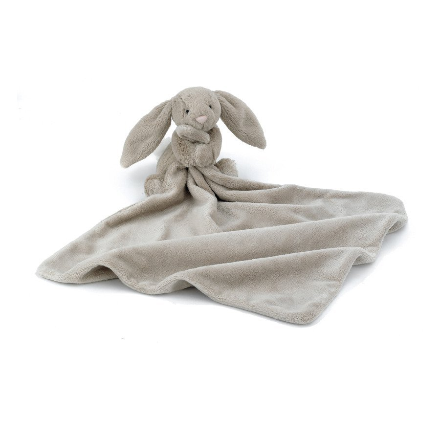 Jellycat Bashful Bunny Soother Pl/üschtier beige