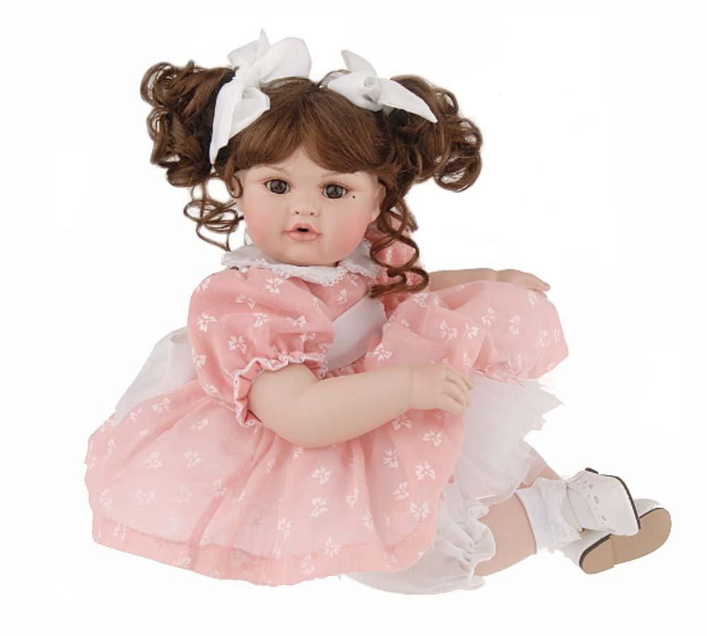 "Marie Osmond Madisynスイートハート24 "" Standing磁器幼児用le200   B07BCQHZ87"
