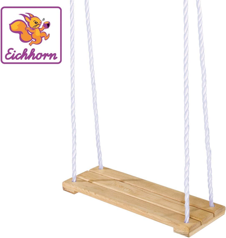 Simba 100004503 Columpio para bebés - Columpios para bebés (Color Blanco, Madera)