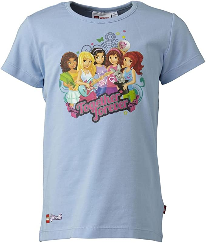 Sale LEGO Wear Top T-shirt LEGO FRIENDS Tanisha 504 NUOVO