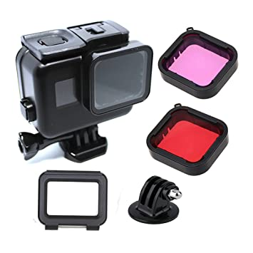 Amazon.com: Gopro Accessories - Funda protectora para Hero 5 ...