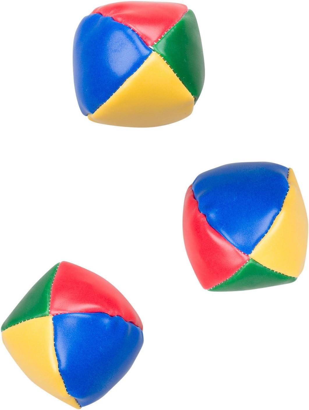Juego de pelotas de malabares, 50 mm, 3 unidades: Amazon.es ...
