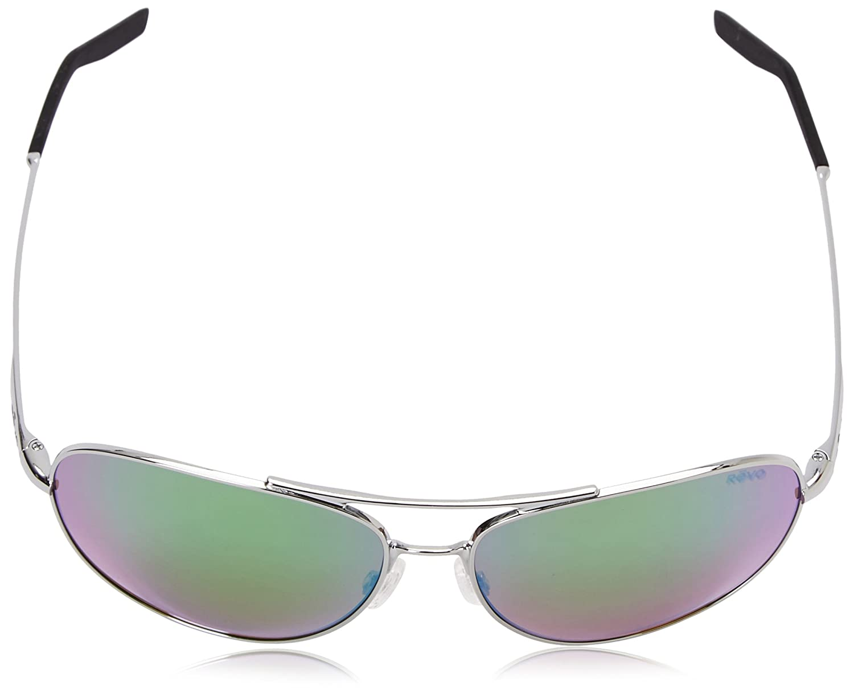 4f0436b26f Amazon.com  Revo Windspeed RE 3087 Polarized Aviator Sunglasses ...