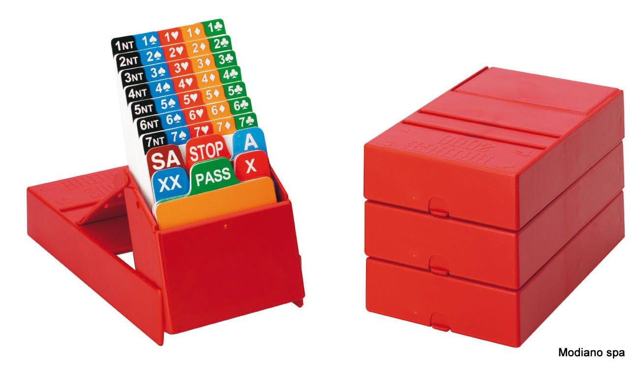 Bidding Box Modiano