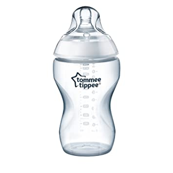 Free Shippin 11 Ounce Tommee Tippee Closer to Nature Added Cereal Bottle New