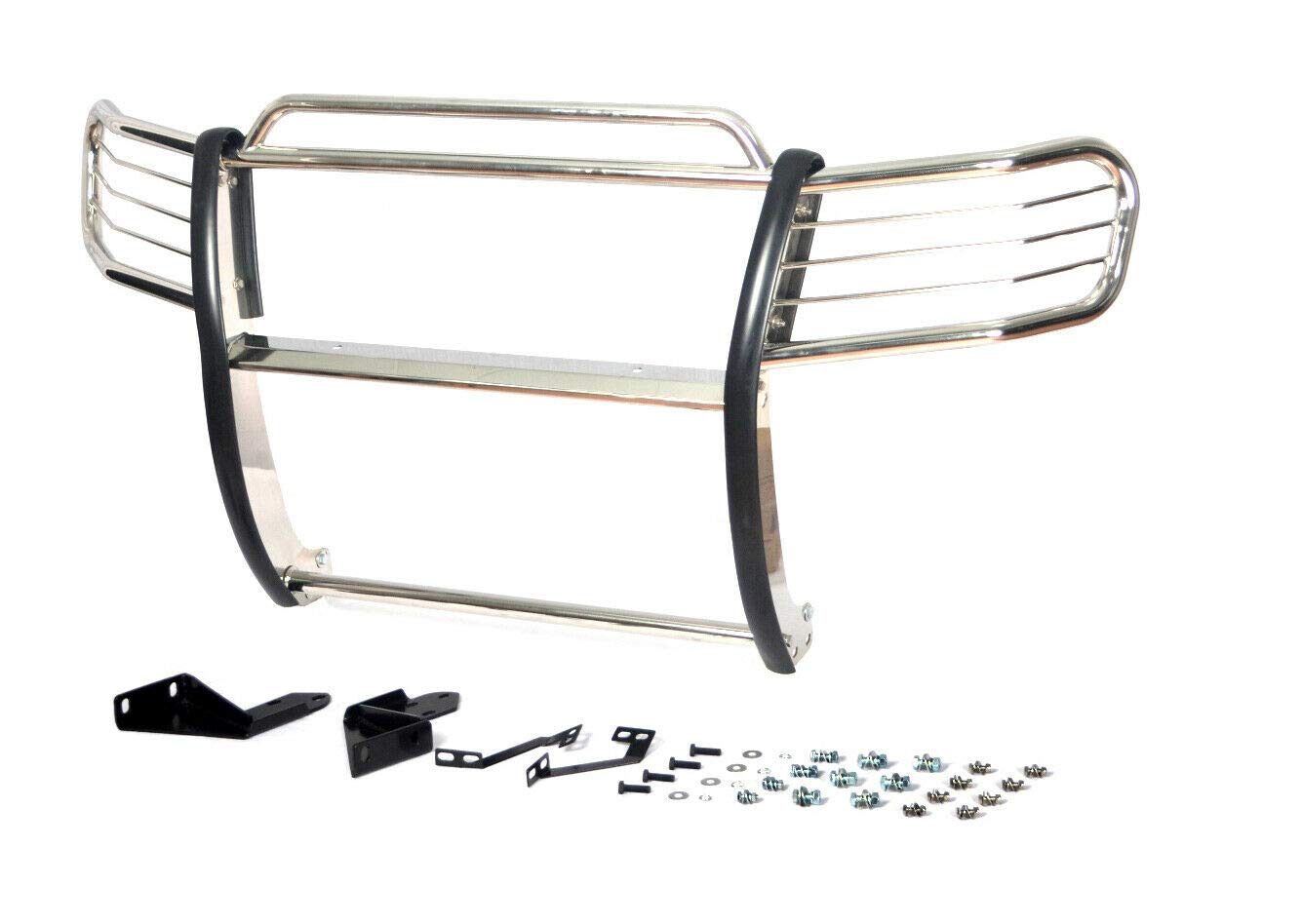 Hunter Premium Truck Accessories Stainless Steel Grille Guard Fits 05-08 Nissan Xterra