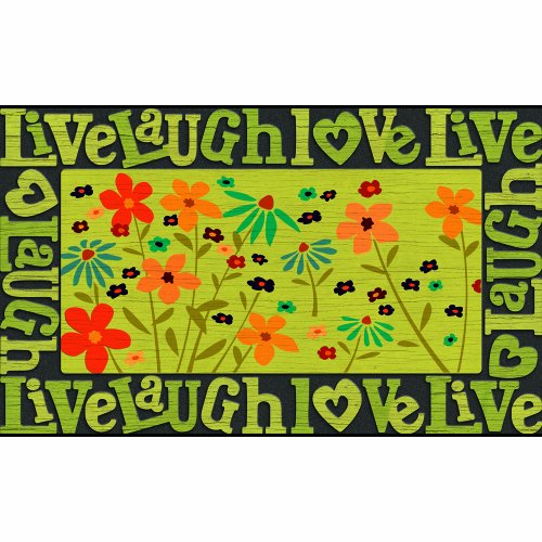 Masterpiece Laugh Wildflowers 18 Inch 30 Inch product image