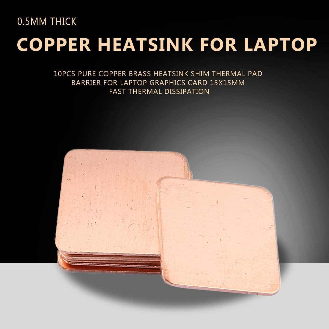 Computer Components & Parts Dissipateur thermique pad Cuivre ...