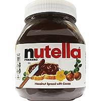 加拿大费列罗能多益Nutella榛子可可巧克力酱750g 新包装