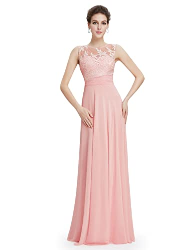Ever Pretty Womens Floor Length Romantic Prom Dress 08760