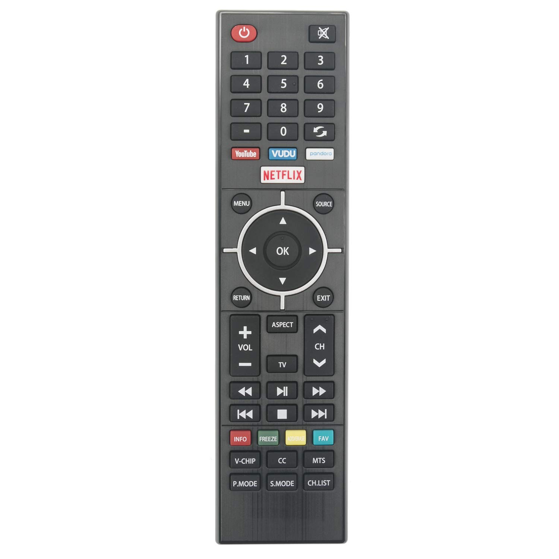 ECOTROLLY リモコン BOLVA 4K LED LCD UHD スマートテレビ 49BL00H7 50BL00H7 55BL00H7 40BL00H7 49BL00H7 50BL00H7 55BL00H7 65BL00HH用   B07NWMKZKQ
