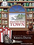 img - for The Diva Paints the Town (Domestic Diva) book / textbook / text book