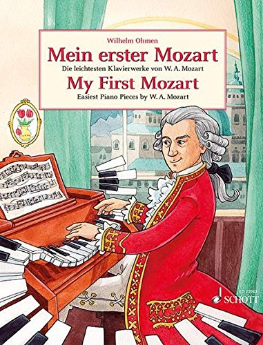 Price comparison product image Mein erster Mozart