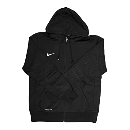 8eab64eacb4ce Image Unavailable. Image not available for. Color  Nike Therma-fit Men s  Black Training Hoodie ...