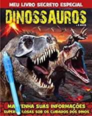 Dinossauros: meu Livro Secreto Especial