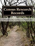 Census Research Records, Catherine Coulter, 148264889X