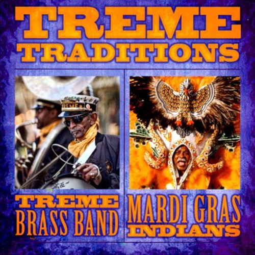 Mardi Gras Indians (Treme Traditions)