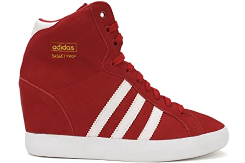 f5f043ee8cc Adidas Originals Basket Profi UP Women Shoes Light Scarlet Red Running White  G95649  Amazon.ca  Shoes   Handbags
