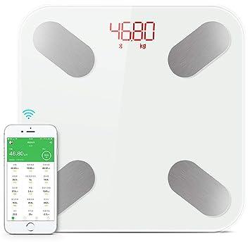 11942e1f6a49 Amazon.com: 2019 Hot Smart Bathroom Weight Scale Floor Household ...