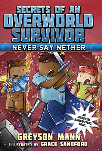 Price comparison product image Never Say Nether: Secrets of an Overworld Survivor, #4