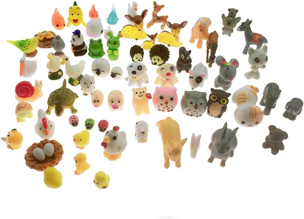 MINI GIFT IN A TIN Micro Toys Kids Play Set Gift Mini Sock Owl **NEW**