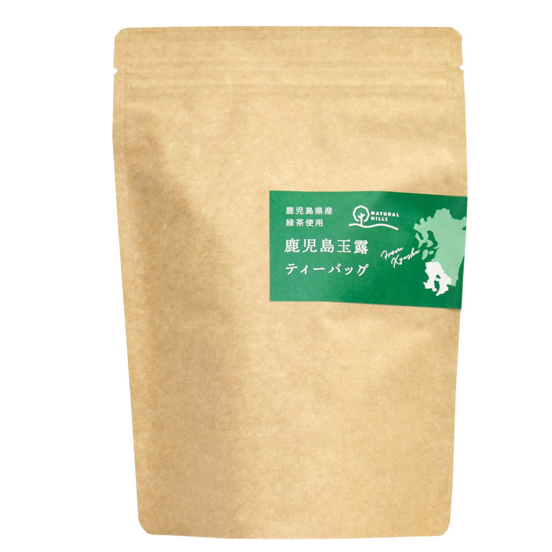 玉露 ティーバック 3gx30個 お得用 鹿児島玉露粉茶使用の書影