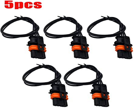 Amazon.com: ALLMOST 5pcs set Electrical Connector of Ignition Coil UF341  Compatible with Volvo 5 Cyl plug: AutomotiveAmazon.com