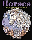 img - for Horses Coloring Book for Adults book / textbook / text book