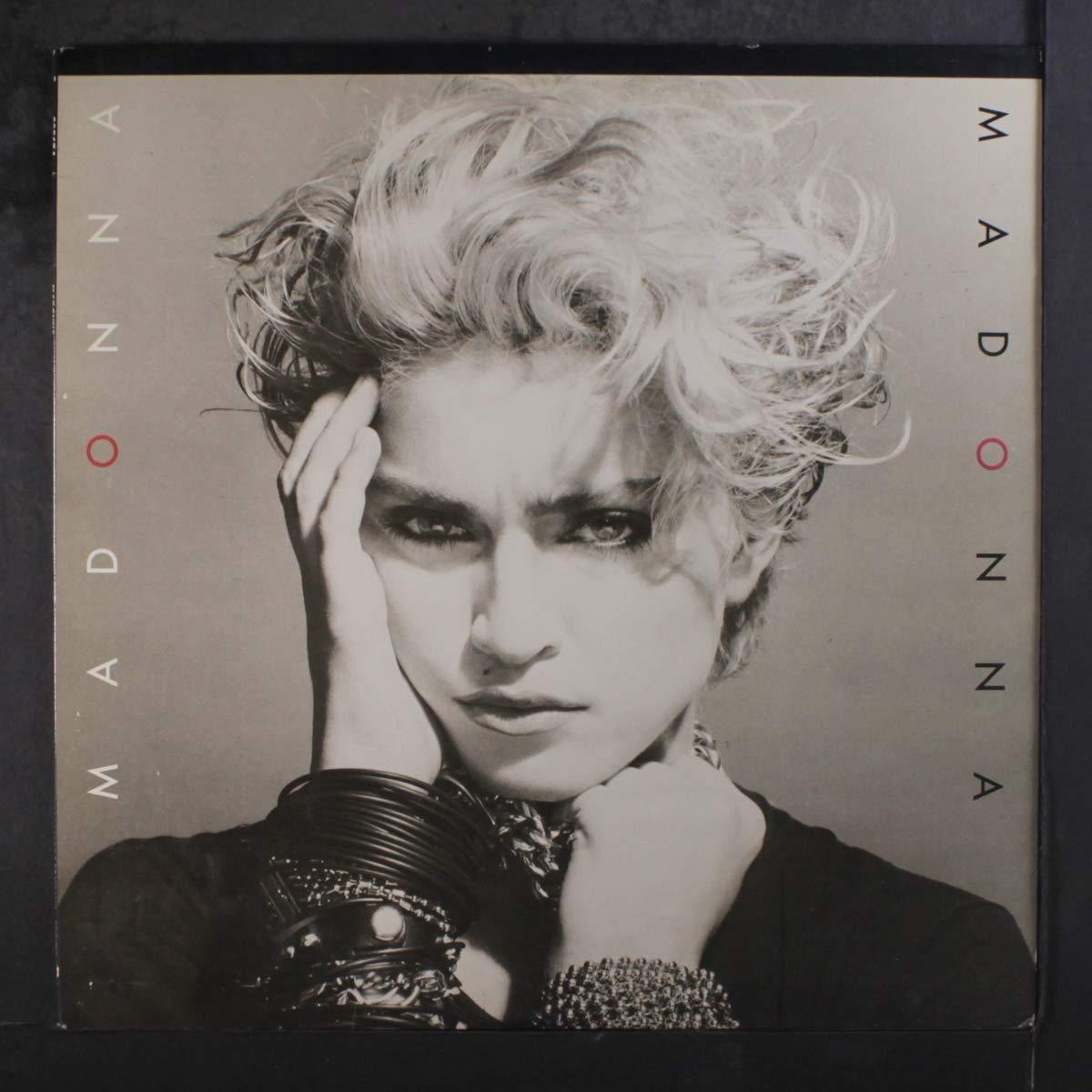 Madonna self titled, 12