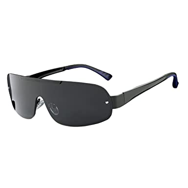 HDCRAFTER Cool Mens Polarized Outdoor Sunglasses
